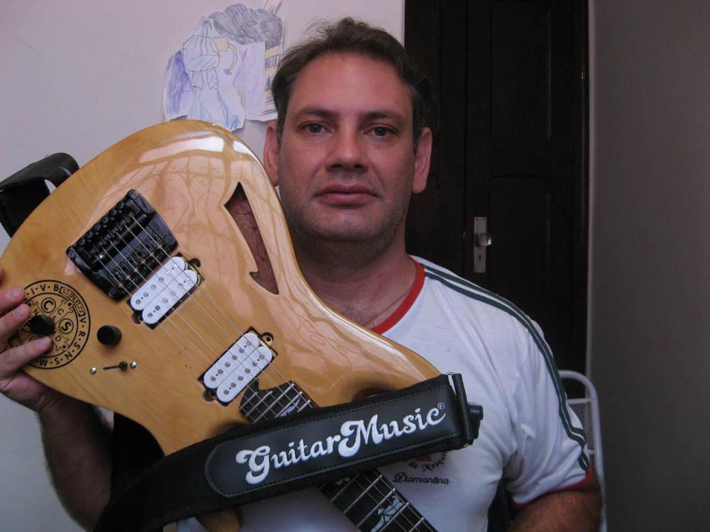 Parceria com a Guitar Music - Ribeirão Preto/SP